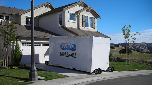 UNIT storage pod in Livermore